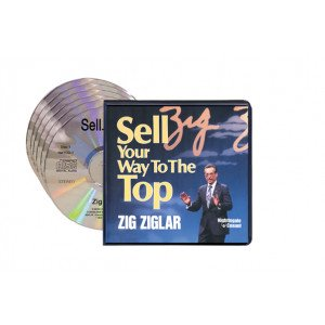 Sell Your Way to the Top CD Version
