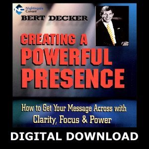 Creating a Powerful Presence Digital Download